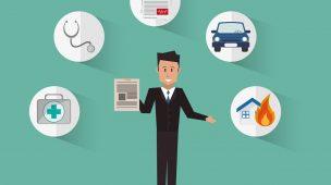 As funções de um corretor de seguros