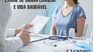 Exame de bioimpedância e saúde: saiba mais