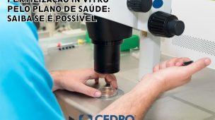 fertilização in vitro pelo plano de saúde