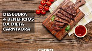 descubra 4 benefícios da dieta carnívora