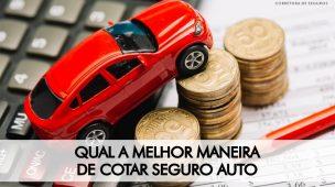 cotar seguro auto