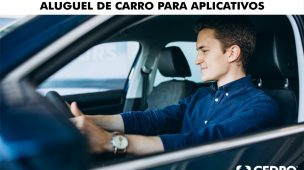 aluguel de carro para aplicativos