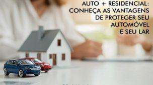 Bradesco seguro auto + residencial