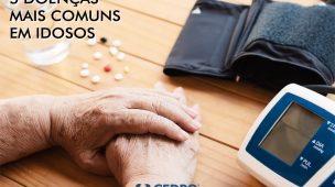 doenças mais comum em idosos