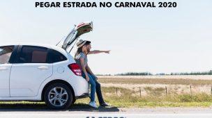 Dicas para pegar estrada no carnaval