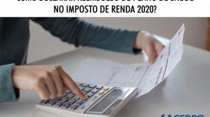declarar reembolso de plano de saúde no imposto de renda 2020