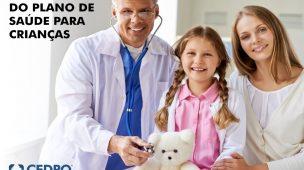 5 benefícios do plano de saúde para crianças