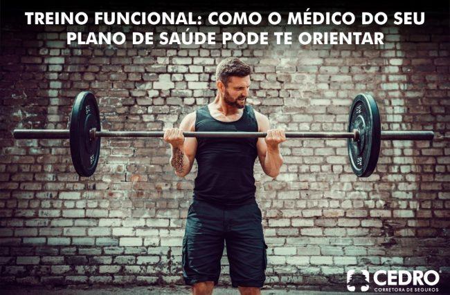 Treino funcional: Como seu médico do plano de saúde pode te orientar