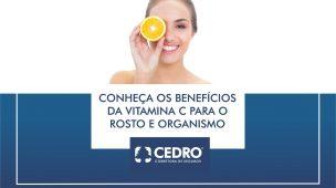 Conheça os benefícios da vitamina C