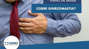 Plano de saúde cobre ginecomastia?