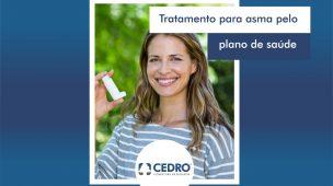 Tratamento para asma pelo plano de saúde