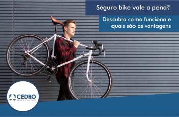 Seguro bike vale a pena? Descubra como funciona e quais são as vantagens