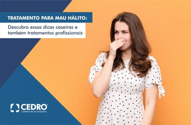 Tratamento para mau hálito: descubra essas dicas caseiras e também tratamentos profissionais