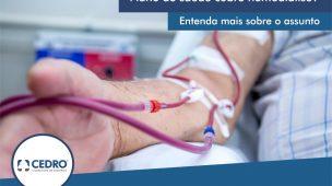 Plano de saúde cobre hemodiálise? Entenda mais sobre o assunto