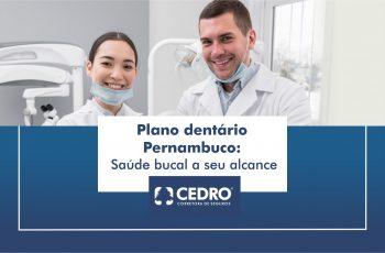 Plano dentário Pernambuco: Saúde bucal a seu alcance