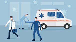 Amil resgate saúde: como funciona o transporte de pacientes