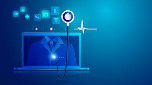 Saúde na tela: marque sua consulta pela SulAmérica Saúde e seja atendida de onde estiver