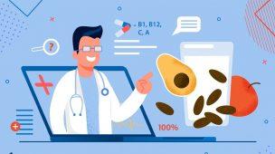 Nutrólogo, endocrinologista e nutricionista: qual é a diferença?