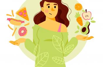 O plano de saúde ajuda a melhorar sua alimentação: entenda